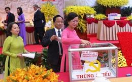 Ban Thường vụ Tỉnh ủy Bình Phước có 40% ủy viên là nữ