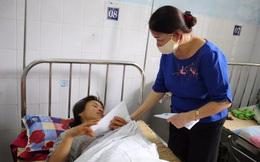 Hội LHPN tỉnh Quảng Nam thăm hỏi các nạn nhân vụ sạt lở đất thương tâm