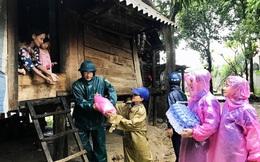 UNFPA hỗ trợ 540.000 USD cho phụ nữ và trẻ em gái bị ảnh hưởng bởi bão lụt miền Trung