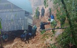 Nghệ An: Sạt lở núi ở nhiều địa phương, di dời khẩn cấp người dân tránh nạn