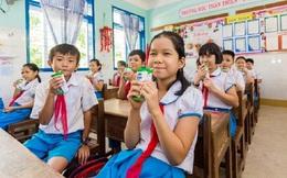 Chương trình Sữa học đường nỗ lực chăm sóc sinh dưỡng của trẻ em trên toàn cầu