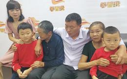 Gần 4 thập kỷ mới tìm lại được đứa con bị bắt cóc