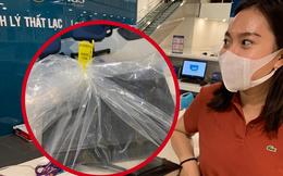Túi Louis Vuitton cùng hơn 80 triệu đồng bị bỏ quên trên máy bay