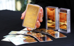 Hôm nay, giá vàng thế giới và trong nước đồng loạt giảm