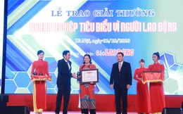 Nestlé Việt Nam được vinh danh vì Người lao động  và Nộp thuế tiêu biểu