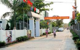 Hưng Yên: Huyện Ân Thi đạt chuẩn nông thôn mới