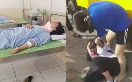 Hà Nội: Nữ sinh lớp 8 bị bạn đánh phải nhập viện