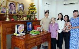 Lãnh đạo Hội LHPN Việt Nam thăm gia đình nguyên lãnh đạo Đảng, Nhà nước