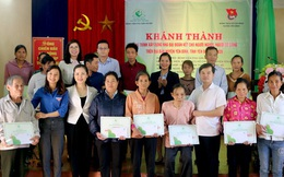 BV Phụ sản Hà Nội trao tặng 15 nhà Đại đoàn kết cho hộ  nghèo tại Yên Bái
