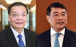 Quốc hội phê chuẩn đề nghị miễn nhiệm 2 thành viên Chính phủ