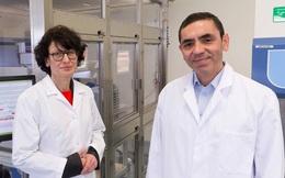 Cặp vợ chồng đứng đằng sau thành công của vaccine ngừa Covid-19 của Pfizer và BioNTech