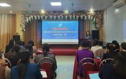 Bắc Ninh: Gần 200 cán bộ Hội được tập huấn công tác chuẩn bị Đại hội đại biểu phụ nữ các cấp