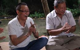 """Hình ảnh chưa từng có: MC Lại Văn Sâm gần gũi, dễ thương trên """"chiếu nhậu"""""""