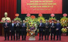 10 nhiệm vụ Thủ tướng giao cho tân Bộ trưởng Y tế Nguyễn Thanh Long tại lễ trao Quyết định bổ nhiệm