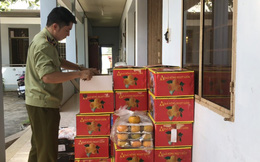 Bình Phước: Bắt giữ gần 1,2 tấn trái cây nhập lậu
