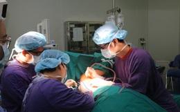 Tạo ngực cho bệnh nhân 64 tuổi sau xạ trị điều trị ung thư vú