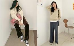 3 kiểu quần không thể thiếu cho mùa lạnh, vừa ấm lại vừa sang