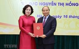Thủ tướng trao quyết định bổ nhiệm cho Thống đốc Ngân hàng Nhà nước