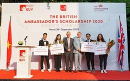 Trường Đại học Anh quốc Việt Nam nâng giá trị quỹ học bổng lên 53 tỷ đồng