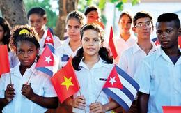 """Triển lãm """"Cuba trong trái tim nhân dân Việt Nam"""""""