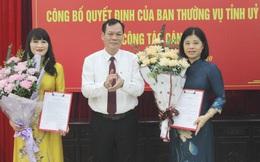 Chuẩn y bà Trần Thị Định làm Chủ tịch Hội LHPN tỉnh Nam Định