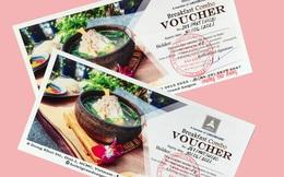 TPHCM: Khách sạn 5 sao tặng voucher để bán đấu giá gây quỹ Mottainai 2020