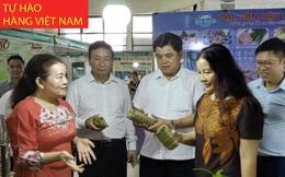 """Đủ loại nông sản giá ưu đãi tại """"Tuần hàng Việt thành phố Hà Nội 2020"""""""