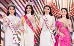 Thái Như Ngọc tiết lộ về nhan sắc trước khi trang điểm của Hoa hậu Đỗ Thị Hà