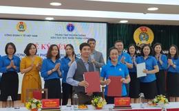 Công đoàn Y tế Việt Nam phối hợp truyền thông với Trung tâm truyền thông giáo dục sức khỏe TƯ