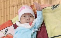 Kỳ tích Bệnh viện tỉnh nuôi sống bé sinh non nhẹ cân nhất Việt Nam, chỉ nặng 480g