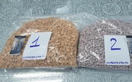 TPHCM: Bắt gần 21kg ma túy vô chủ