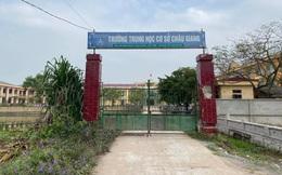 Nam sinh lớp 9 đánh bạn tử vong ở Hà Nam