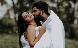 Cặp đôi Ấn Độ bị cộng đồng chỉ trích vì chụp ảnh cưới thân mật