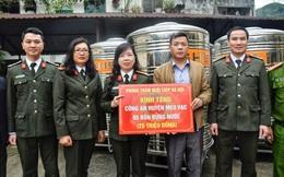 """""""Nghĩa tình biên giới"""" tại Hà Giang"""