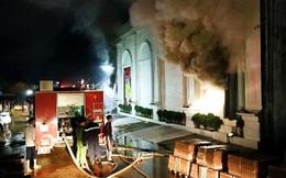 Vĩnh Phúc: Cháy quán bar X5, 3 nữ dancer thiệt mạng