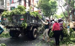 Hơn 3,5 vạn phụ nữ Đà Nẵng dọn vệ sinh môi trường khắc phục hậu quả bão số 9