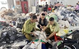 """Mục sở thị xưởng may """"hàng hiệu"""" Chanel, Burberry, Gucci ngay tại Ninh Hiệp"""