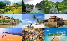 Lần thứ 2 Việt Nam trở thành điểm đến hàng đầu châu Á về di sản, ẩm thực và văn hóa