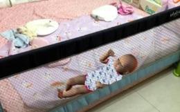 Bé gái 6 tháng tuổi tử vong thương tâm do kẹt giữa thành nệm và tường
