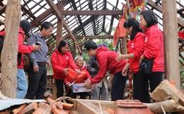 Hỗ trợ các hộ có nhà bị đổ, sập, trôi, hư hỏng nặng do thiên tai