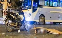 Cần Thơ: Tai nạn trên cầu Hưng Lợi khiến 2 bà cháu tử vong