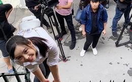 Bi hài: Cô út Về Nhà Đi Con leo cổng vào nhà cùng Quỳnh Kool, bị tóm vì tưởng... trộm