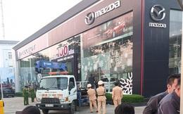 Nữ tài xế lao xe vào Showroom ô tô, 1 người thiệt mạng