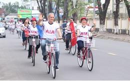 Tặng 300 xe đạp cho trẻ khó khăn tại Quảng Ngãi