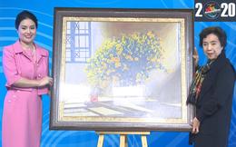 """11h30 ngày 11/12: Đấu giá bức tranh """"Từ thiện tại tâm"""" gây quỹ Mottainai 2020"""