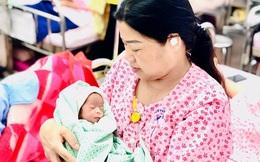May mắn ca mổ 2 trong 1 của sản phụ 48 tuổi sinh con lần đầu