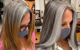 Giải pháp sáng tạo đột phá với mái tóc pha sương hấp dẫn cho phụ nữ trung niên
