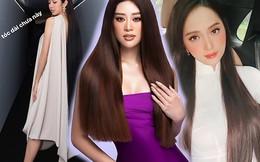 Mái tóc dài của mỹ nhân Việt: 3 phần thật, 7 phần giả