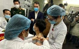 Việt Nam tiêm thử nghiệm vaccine Covid-19 trên người