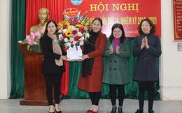 Bà Doãn Thị Nguyệt được bầu là Chủ tịch Hội LHPN tỉnh Hưng Yên